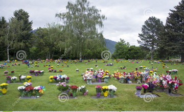 Graveside Background