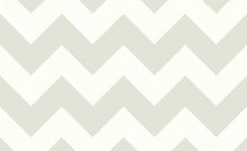 Gray and White Chevron Wallpaper