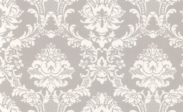 Gray and White Wallpaper Patterns