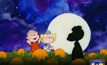 Great Pumpkin Wallpaper