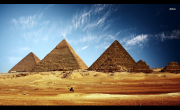Great Pyramid Wallpaper