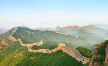 Great Wall of China Panorama Wallpaper