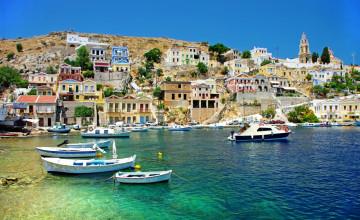 Greece Wallpaper HD