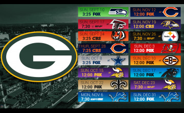 Green Bay Packers 2018 Wallpapers