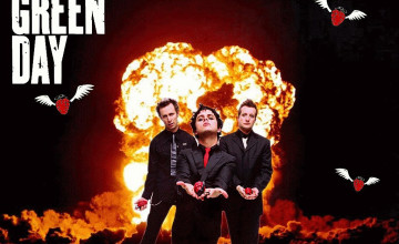 Green Day Wallpapers for Desktop