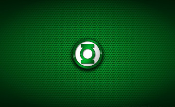 Green Lantern Logo Wallpaper