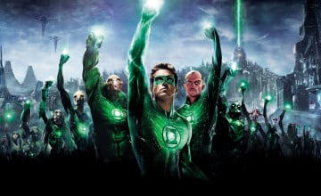 Green Lantern Movie Wallpapers