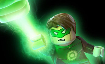 Green Lantern Phone Wallpaper