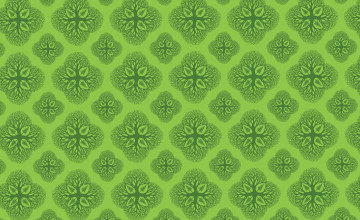 Green Wallpaper Designs Nature