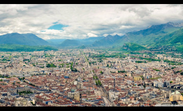 Grenoble Wallpaper