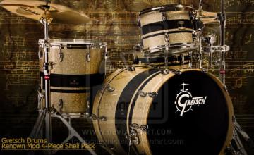 Gretsch Drums Wallpaper