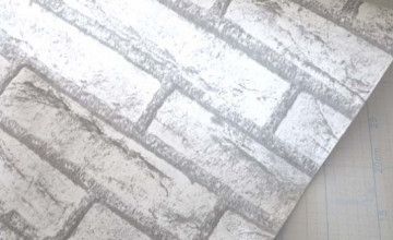 Grey Brick Wallpaper Canada