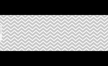 Grey Zig Zag Wallpaper