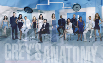 Grey's Anatomy HD Wallpapers