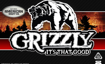 Grizzly Tobacco Wallpaper