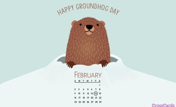 Groundhog Day 2020 Wallpapers