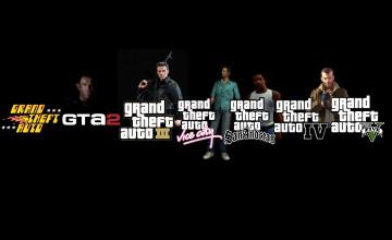 GTA 5 Desktop Wallpaper