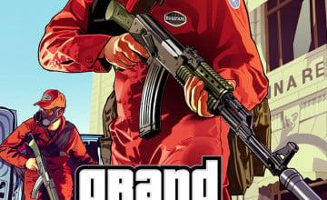 GTA 5 iPhone Wallpaper
