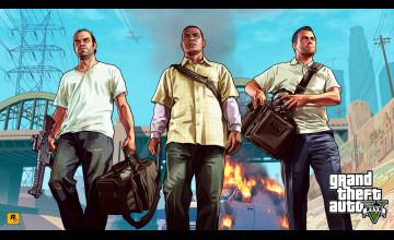 GTA 5 Wallpaper Xbox