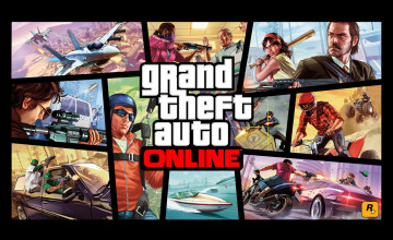 GTA Online Wallpaper