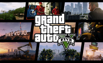 GTA V HD Wallpapers