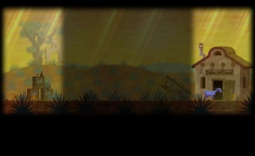 Guacamelee Background