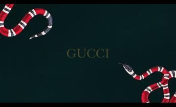 Gucci Snake Wallpaper