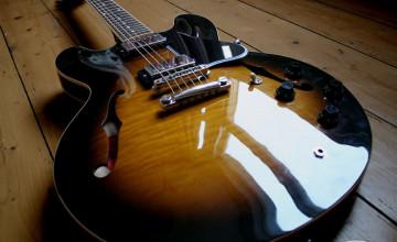 Guitar Screensavers and Wallpaper
