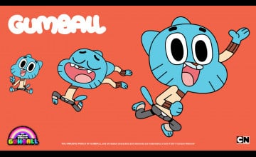 Gumball Watterson Wallpapers