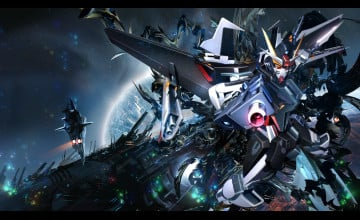 Gundam Phone Wallpaper