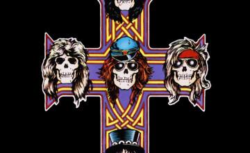 Guns N Roses iPhone Wallpaper