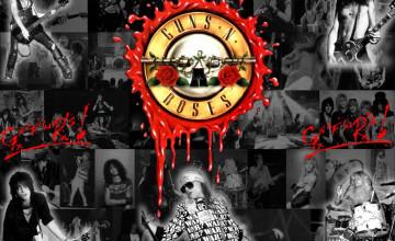 Guns N Roses Wallpaper HD