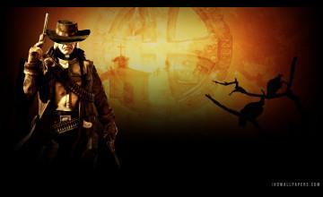 Gunslinger Wallpaper