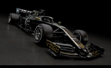 Haas F1 2019 Wallpapers