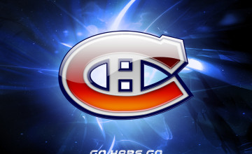 Habs Logo Wallpaper