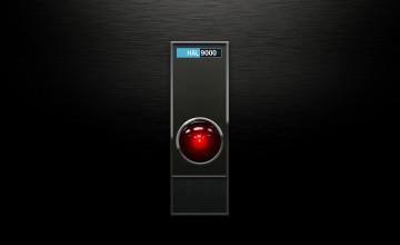 Hal 9000 iPhone Wallpaper