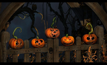 Halloween Desktop Wallpaper 1920X1080
