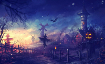 Halloween Night Wallpapers