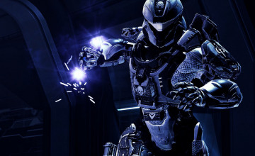 Halo 4 Elite Wallpaper