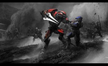 Halo 4 HD Wallpaper