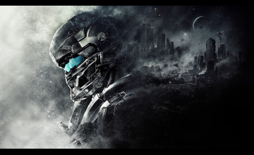 Halo 5 4K Wallpaper