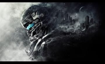 Halo 5 4K Wallpaper