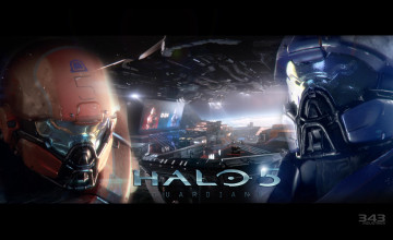 Halo 5 Official Wallpaper