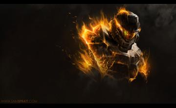 Halo Desktop Wallpaper
