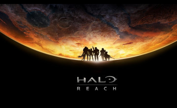 Halo Reach Wallpaper HD