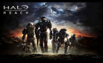 Halo Reach Wallpapers HD