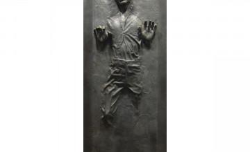 Han Solo Carbonite Wallpaper