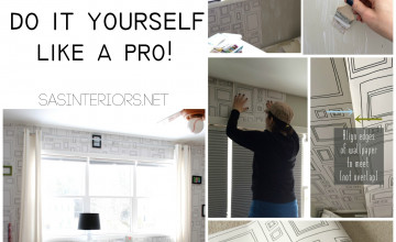 Hanging Wallpaper Tips
