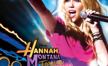 Hannah Montana Forever Wallpaper