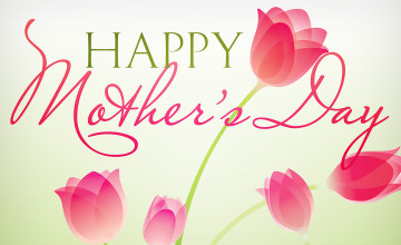 Happy Mothers Day Wallpaper
